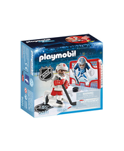 Playmobil NHL™ Hockey Shooting Pad