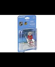 Playmobil NHL™ Chicago Blackhawks™ maalivahti