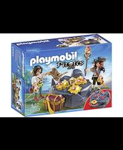 Playmobil Merirosvot ja kätköpaikka