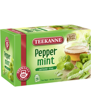 Teekanne 20x2,25g Peppermint Herbal Infusion, Piparmintun makuinen yrttitee, pussitee