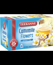 Teekanne 20x1,5g Camomile Flowers Herbal Infusion, Kamomilla yrttitee, pussitee