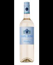 Carl Jung Riesling alkoholiton valkoviini 0,75L