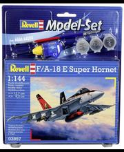 Rakennussarja Revell Kit pak lentokoneet 1:144, 6 erilaista