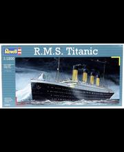 Rakennussarja Revell mini-Kit laivat 1:1200, 6 erilaista