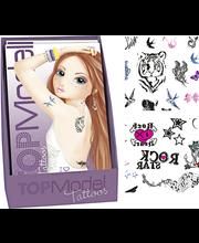 Topmodel tatuoinnit