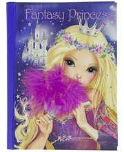 Fantasy Princess Väritys-