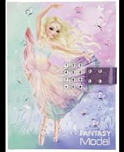 Fantasy Koodillinen & soiva päiväkirja