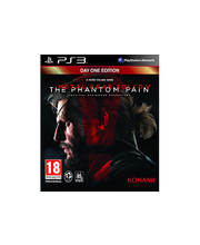 PS3 Metal Gear Solid V: Phanton Pain