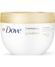 Dove 300ml DermaSpa Goodness voidepurkki