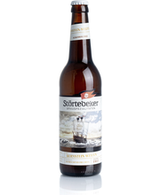 Störtebeker Bernstein-Weizen 50cl 0,5% luomu vehnäolut alkoholiton