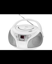 AEG SR4365 stereoradio, valkoinen