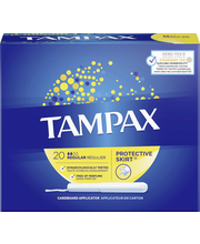 Tampax 20kpl Regular