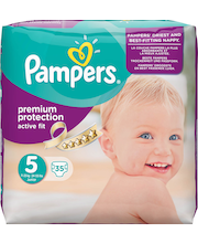 Pampers Active Fit 5