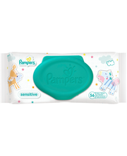 Pampers 56kpl Sensitiv...