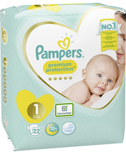 Pampers 22kpl PP New B...