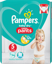 Pampers 36kpl BD Pants...