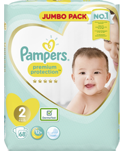 Pampers 68kpl PP New B...