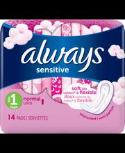 Always 14kpl Sensitive...