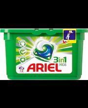 Ariel 12kpl 3in1 Pods White nestemäinen pyykinpesutabletti