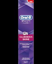 Oral-B 75ml 3D White Luxe Glamourous Shine hammastahna