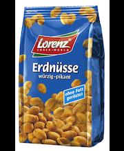 Lorenz 150g Kuivapaahdettu maapähkinä snacks