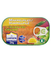 Makrillifile Chilikast.