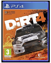 PS4 DIRT 4 - Ps4 dirt 4