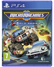 PS4 MICRO MACHINES - W...