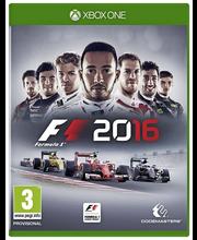 XBOne F1 2016