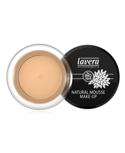 Lavera Trend Sensitiv Natural Mousse Make-Up Vaahtomeikkivoide 15g -Honey 03