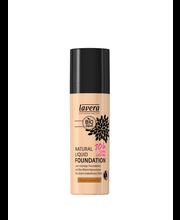lavera Trend Sensitiv Natural Liquid Foundation Meikkivoide 30ml Almond Caramel 06
