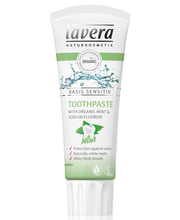 Lavera Basis Sensitiv Toothpaste Mint hammastahna 75ml