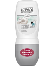 lavera Body & Wellness Care Invisible 24h Deodorant Roll-On 50ml