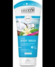 lavera Exotic Body Wash Suihkugeeli 200ml
