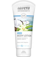 Lavera Exotic Body Lotion vartalovoide 200 ml