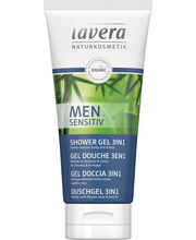 lavera Men Shower Gel 3in1 -suihkugeeli miehille 200ml