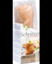 Schnitzer 360g Bio Classic luomu gluteeniton esipaistettu patonki