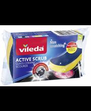 Vileda Active Scrub keraamisen lieden puhdistussieni