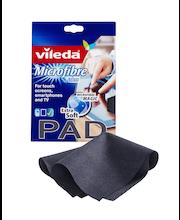 Vileda PAD Mikrokuituinen näytönpuhdistusliina