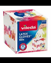 Latex Gloves 60x S/M/L