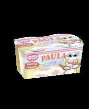 Dr. Oetker Paula 2x80g Vaniljarahka ja suklaanmakuiset täplät