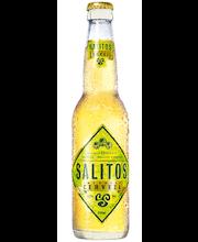 Salitos Cerveza 4,7% 24x33 cl pullo olut