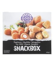 Dencon Foods Feel Good Food 450g Snackbox, pakaste