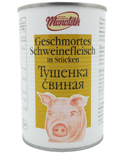Steinhauer Porsaanlihasäilyke 400g