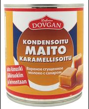 Dovgan Kondensoitu maitotiiviste, karamellisoitu 397g