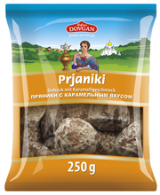 """Venäläinen piparkakku""""Prjanik"""" karamellinmakuinen 250 g"""