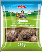 """Venäläinen piparkakku""""Prjanik"""" hunajanmakuinen 250 g"""