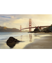 Studio Decor valokuvatapetti 4-054 Golden Gate XXL 368x248cm