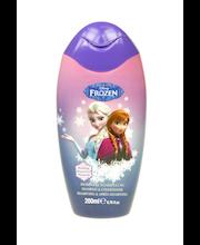 Shampoo-Hoitoaine 200 Ml