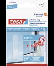 Tesa Powerstrips tarranauhat 8 kpl 1kg